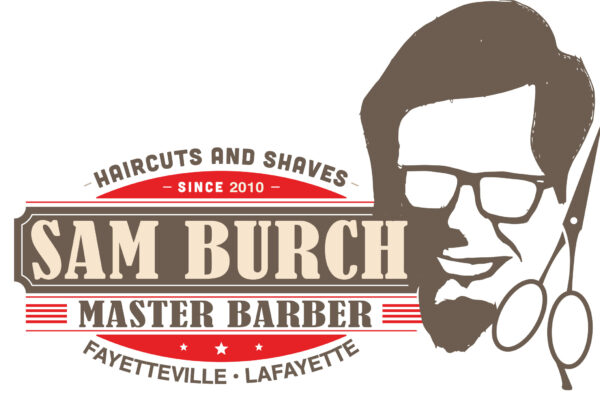 Sam Burch Barber Logo